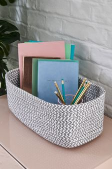 Paperweave Tray Storage Basket