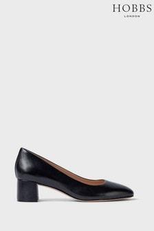 Hobbs Black Abbey Court Shoes