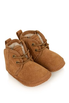 UGG Chestnut Baby Neumel Booties