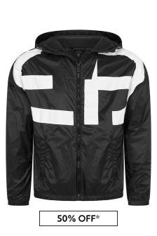 Emporio Armani Boys Black Jacket