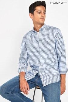 GANT Oxford 3 Colour Gingham Regular Shirt