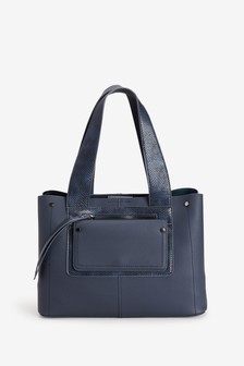 Hardware Detailed Tote Bag