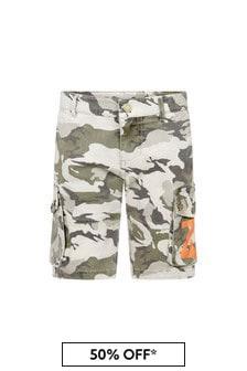 Zadig & Voltaire Multicoloured Cotton Shorts