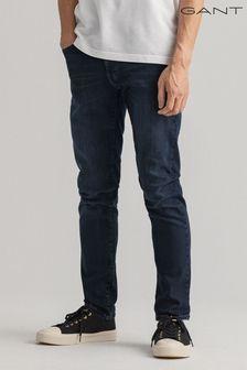 Gant Black Slim Active Recover Jeans