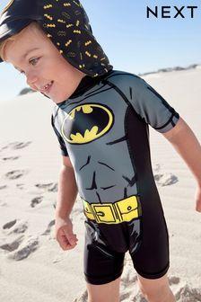 Batman® Sunsafe Swimsuit (3mths-8yrs)