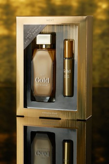 Gold 100ml Eau de Parfum Gift Set