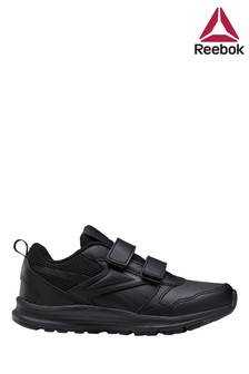 Reebok Train Black Almotio Junior & Youth Velcro Trainers