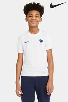 Nike Away France Football Shirt