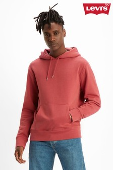 Levi's® Red Graphic Logo Hoody
