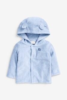 Velour Jacket (0mths-2yrs)