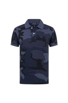 Ralph Lauren Kids Piqué Polo Shirt