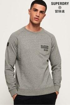 Superdry Surplus Goods Graphic Crew Sweatshirt