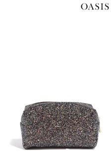 Oasis Sparkly Cosmetic Bag