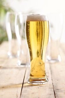 Set of 4 Nova Pilsner Glasses