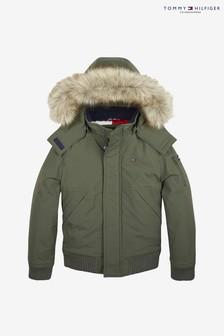 Boy's Coats & Jackets | Outerwear | Tommy Hilfiger® UK