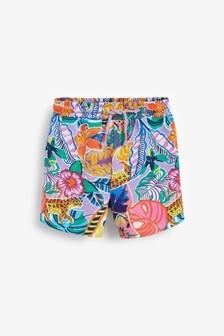Organic Cotton Jersey Shorts (3-16yrs)