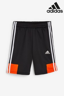 adidas Black/Orange Shorts