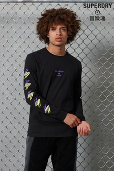 Superdry Sportstyle Long Sleeved Top