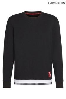 Calvin Klein Black Sock Sweatshirt