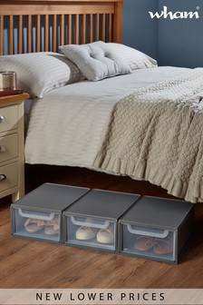 Set of 3 Uni Store Boxes by Wham