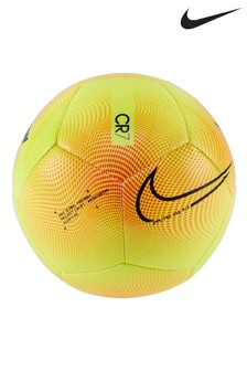 Nike Yellow CR7 Skills Football