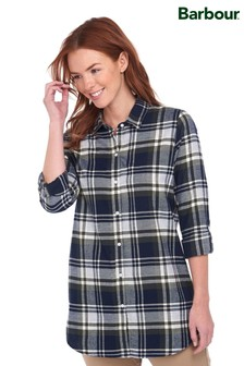 Barbour® Coastal Oversized Check Windbound Shirt