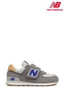 New Balance PS Grey 574 Trainers