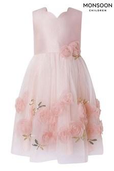 Monsoon Pink Rashima Dragonfly Dress