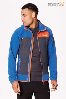 Regatta Blue Carpo Hybrid Jacket