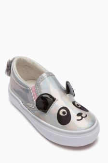 Panda Skate Shoes (Younger)
