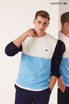 Lacoste® Colourblock Crew Sweater