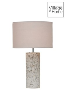 Village At Home Speckle Table Lamp