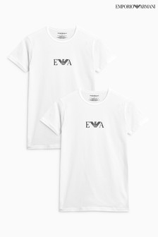 Emporio Armani Lounge T-Shirt Two Pack