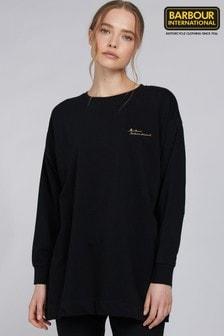 Barbour® International Picard Longline Sweatshirt