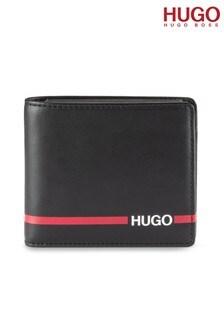 HUGO Key Red Line Wallet