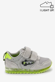 Rocket Lights Trainers (Younger)