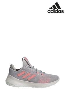 adidas Run Grey SenseBounce Youth Trainers