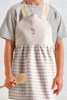 Bunny Apron Kids Size