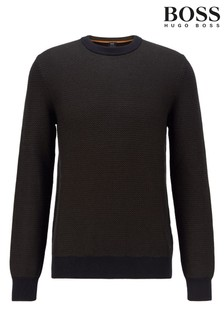 BOSS Arubyno Knit Jumper