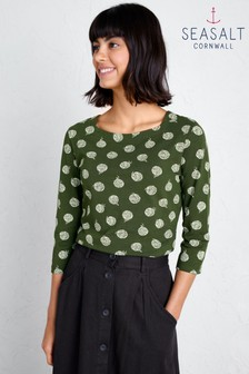 Seasalt Green Colour Scheme Top