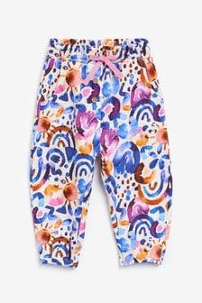 Organic Cotton Jersey Trousers (3mths-7yrs)