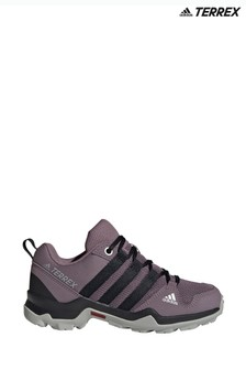 adidas Terrex Trail Purple AX2R Junior & Youth Trainers