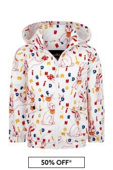 Mini Rodini Kids Cream Jacket