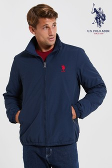 U.S. Polo Assn. Quilted Inner Funnel Jacket