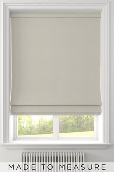 Pionna Champagne Cream Made To Measure Roman Blind
