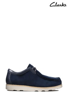 Clarks Blue Crown Wall K Shoes