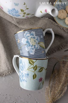 Set of 2 Heritage Collectables Mugs
