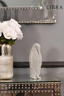 Libra Zeta Large Penguin Sculpture