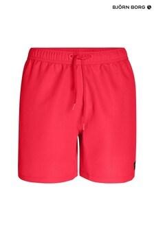 Bjorn Borg Pink Classic Swim Shorts