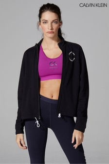 Calvin Klein Performance Black Jacket